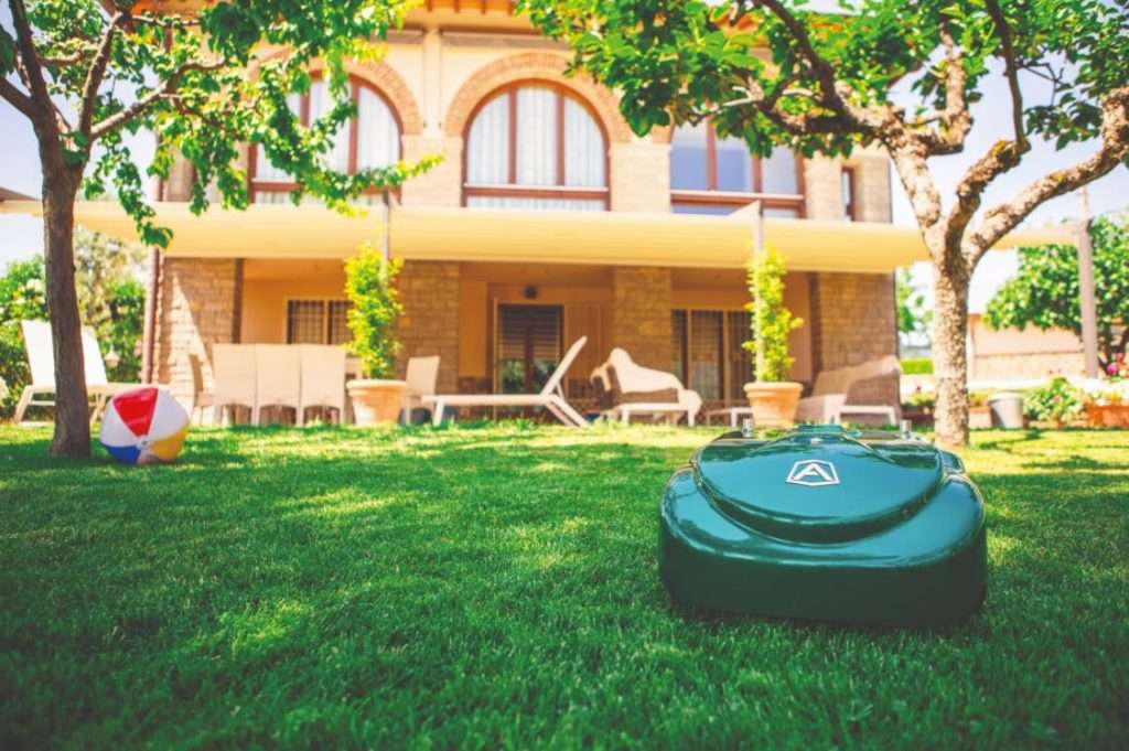 robotic lawn mowers make for healthier lawns