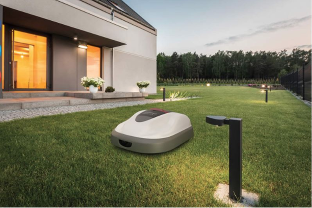 the Honda Miimo is a robotic lawn mower that helps make your lawn healthier