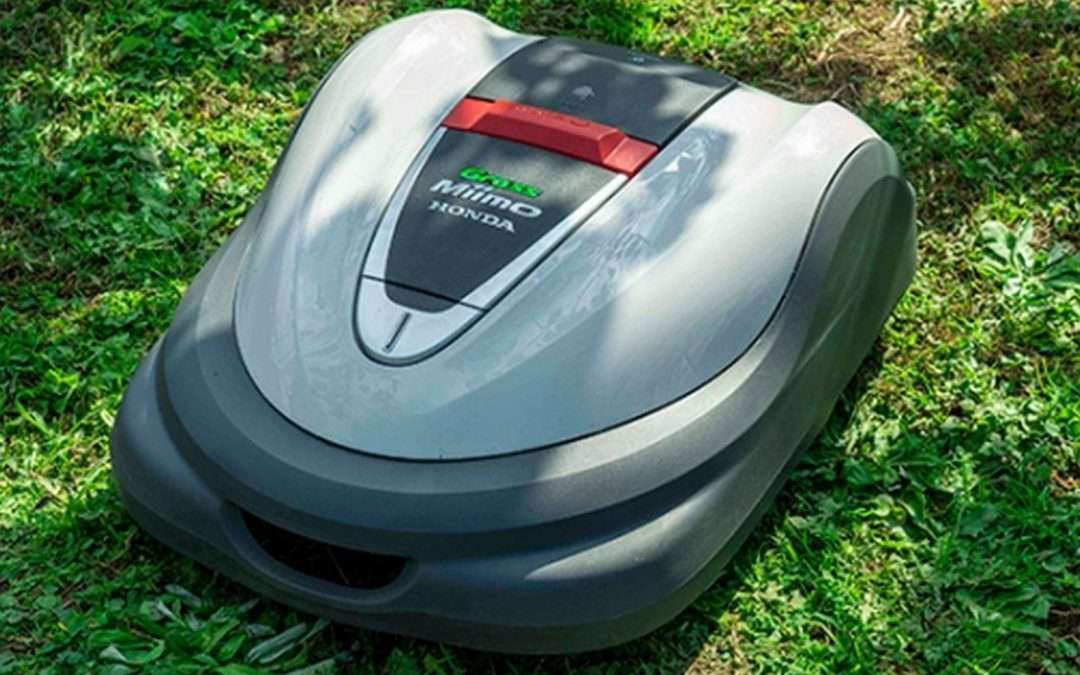 Honda introduces the NEW Grass Miimo (But its not available in america yet)