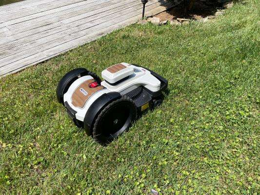 An Honest review of the Ambrogio 4.0 Elite High Cut Robotic Lawn Mower