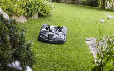 What happens if someone steals your robotic mower?