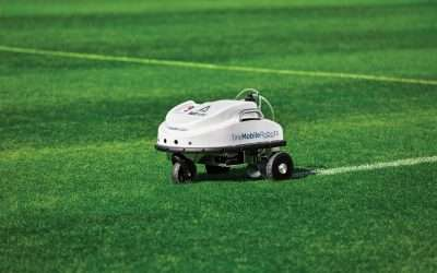 How sports organizations can save money line marking sports fields